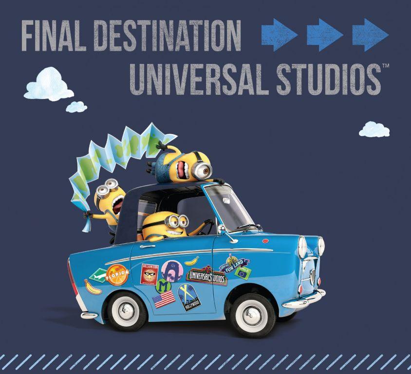 Destination Minion